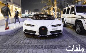تأجير سيارات رياضية في دبي